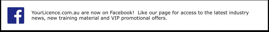 Home page Facebook strip
