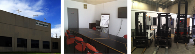 Training Facility - Your Licence