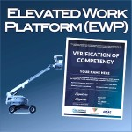 Elevated Work Platform (EWP) - VOC