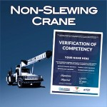 Non-Slewing Crane - VOC