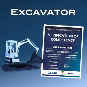 Excavator - VOC
