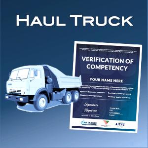 Haul Truck - VOC