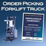 Order Picking Forklift Truck - VOC