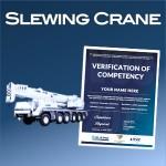 Slewing Crane - VOC