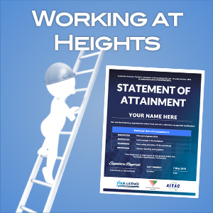 Working at heights - SOA