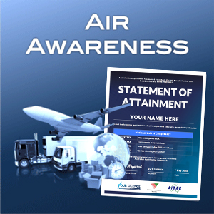 Air Awarness - SOA