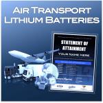 Air Transport Lithium Batteries
