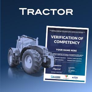 Tractor - VOC