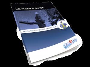 Learners guide mockup NB