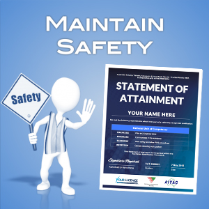 Maintain Safety - SOA