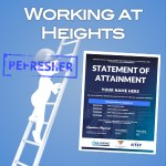 Working at heights refresher - SOA