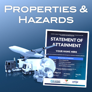 Properties & Hazards - SOA