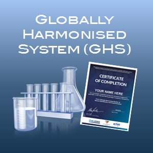 GHS Globally Harmonised System Course Icon